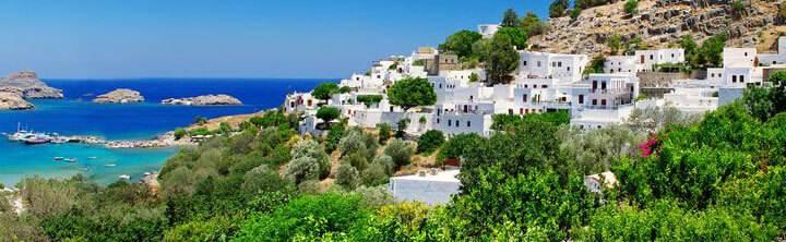 Hotels auf Rhodos