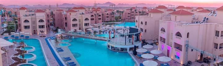 Aqua Blu Resort, Hurghada