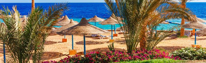 Hurghada Pauschalreisen (Flug & Hotel) für jedes Budget!