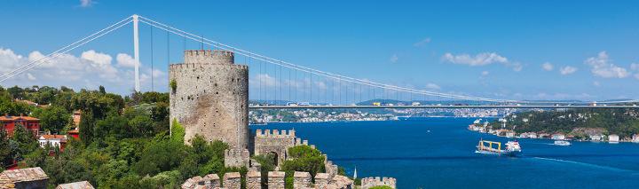 Kurzurlaub Istanbul