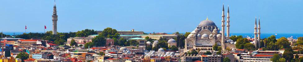 Istanbul Urlaub
