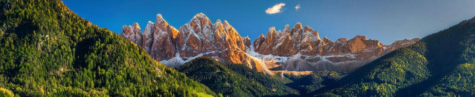 Italienische Alpen Urlaub