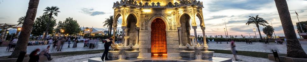 Pauschalreise Izmir