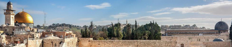 Jerusalem Urlaub