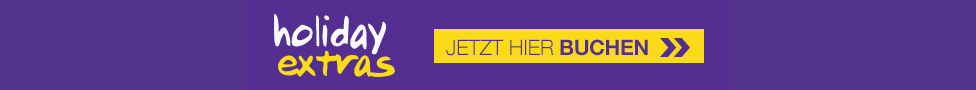 Holiday Extras alle Angebote