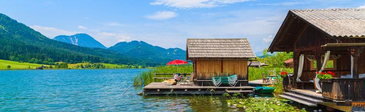 Wellnesshotels in Österreichs schönsten Regionen