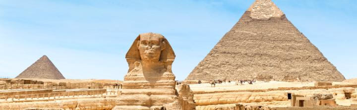 Kairo Pauschalreisen (Flug & Hotel) für jedes Budget!