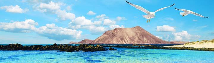 TOP-Regionen mit dem 5vorFlug Corona Reiseversprechen