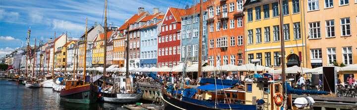Kopenhagen Staedtereise