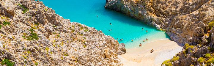 Strandurlaub Griechenland