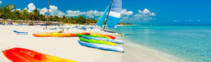 Die beliebtesten Urlaubsziele in Kuba, inkl. Flug