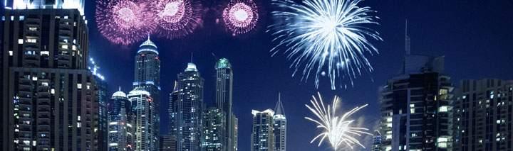 Happy New Year World - Die schönsten Silvester-Kurztrips international!