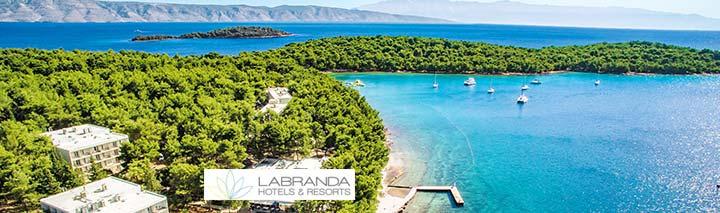 LABRANDA Senses Resort, Kroatien