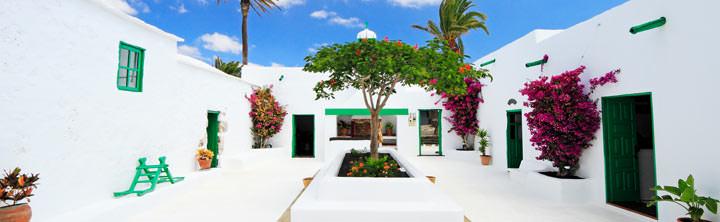Luxus erleben auf Lanzarote, inkl. Flug