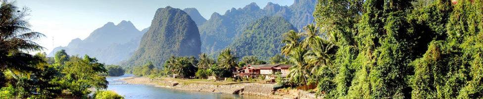 Laos Urlaub