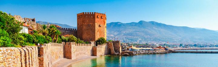 Last Minute Antalya zu Schnäppchenpreisen!