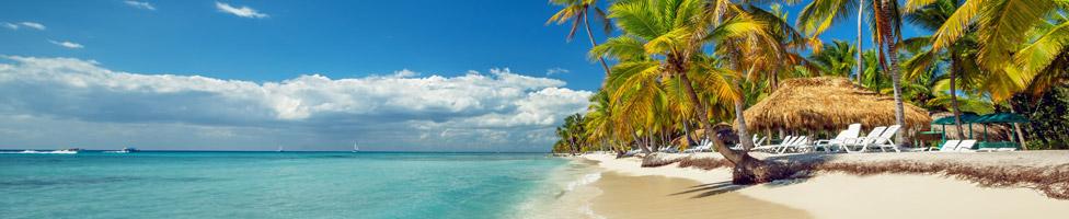 Flüge & Billigflüge in die Dominikanische Republik