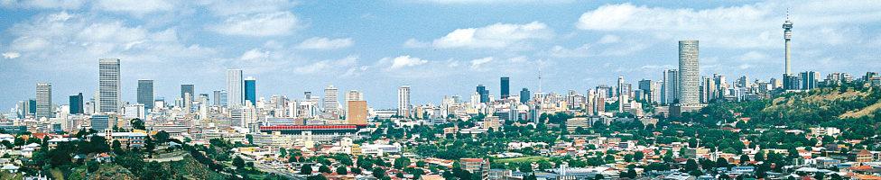 Last Minute Johannesburg