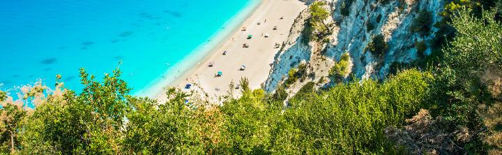 Günstig nach Korfu
