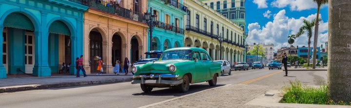 Erleben Sie das kubanische Lebensgefühl!