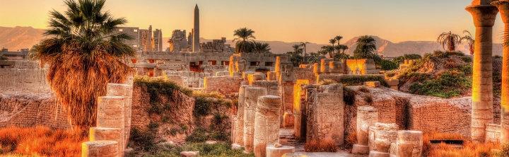 Last Minute Luxor & Assuan