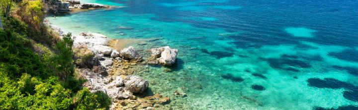 Traumhafter Luxus auf Korfu