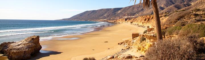 Pfingstferien nach Marokko
