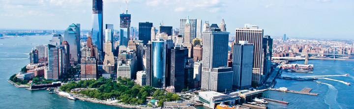 TOP 3 Bezirke in New York!