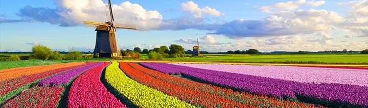 Eigenanreise Niederlande