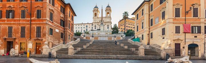 Last Minute nach Rom zu Schnäppchenpreisen!