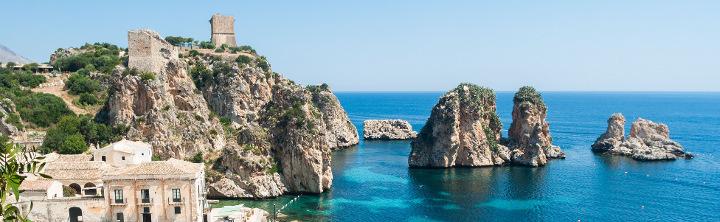 Günstig nach Sizilien
