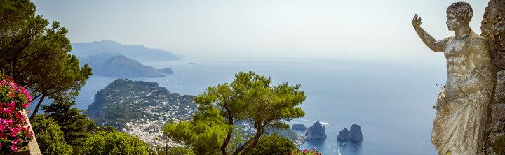 Capri Urlaub - Last Minute