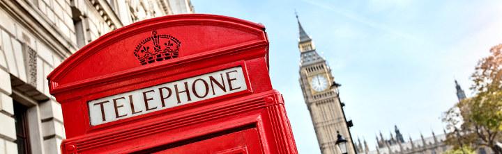 London Urlaub im Mai