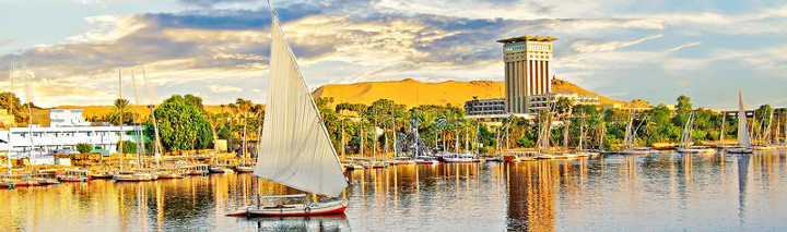 Luxor & Assuan Urlaub