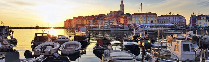 Luxushotels in Kroatien