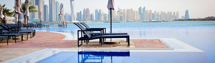 Hilton Luxushotels Dubai