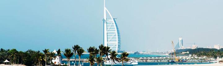 Luxushotel in den Vereinigten Arabischen Emiraten & Oman