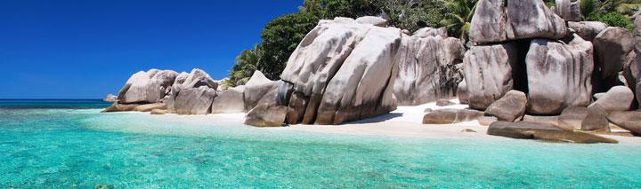 Luxushotel Seychellen