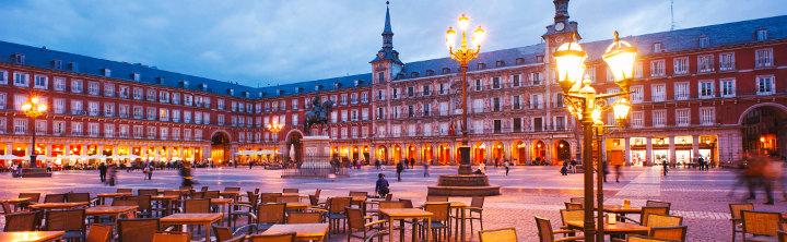 Madrid Pauschalreisen für jedes Budget, inkl. Flug!