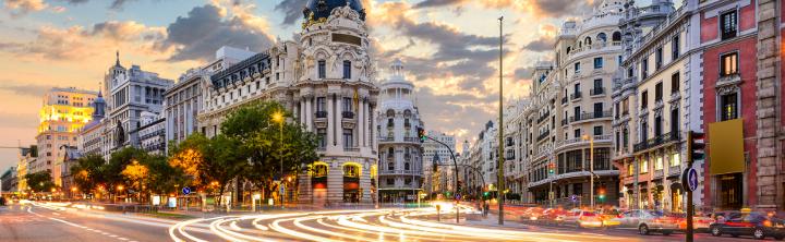 Madrid Städtereisen für jedes Budget, inkl. Flug