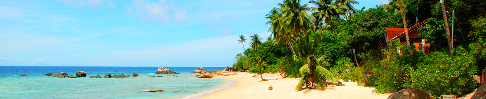 Malaysia Urlaub