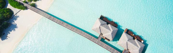 Malediven Frühbucher im Luxushotel