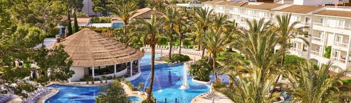Mallorca, Prinsotel La Dorada