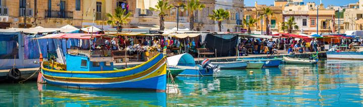 LGBT friendly - Malta, inkl. Flug