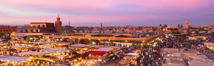 Marokko Urlaubsziele