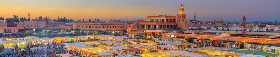Ihr Hotel in Marrakesch