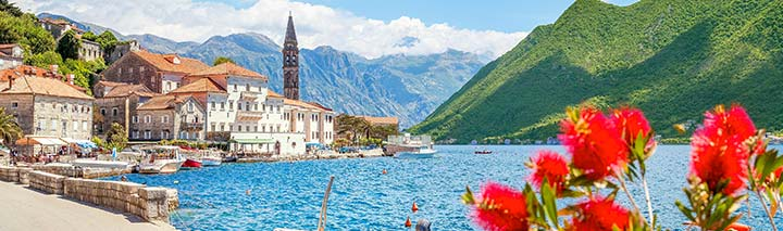 Sommerurlaub in Montenegro