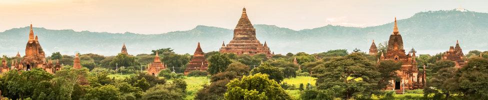 Myanmar – Urlaub in einem geheimnisvollen Land Südostasiens