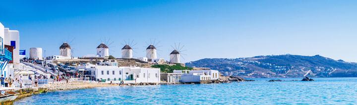 Mykonos Urlaub Hotelempfehlungen