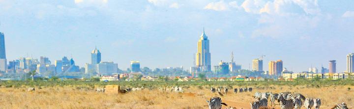 Erleben Sie das Lebensgefühl in Kenia!